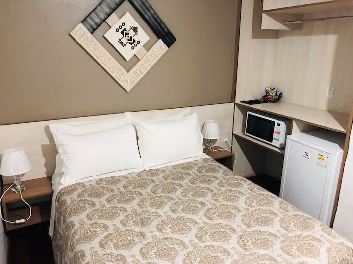 Hotel Pousada do Estudante - Apartamento Casal