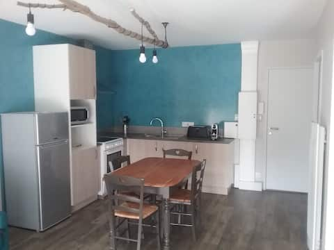 Very bright apartment renovated to new