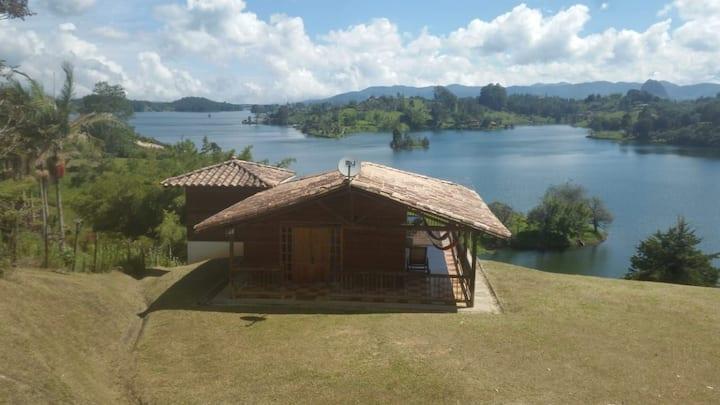 Espectacular finca privada  en guatapé Antioquia