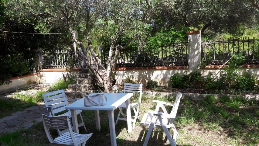 Graziosa villa singola a San Domino, Isole Tremiti