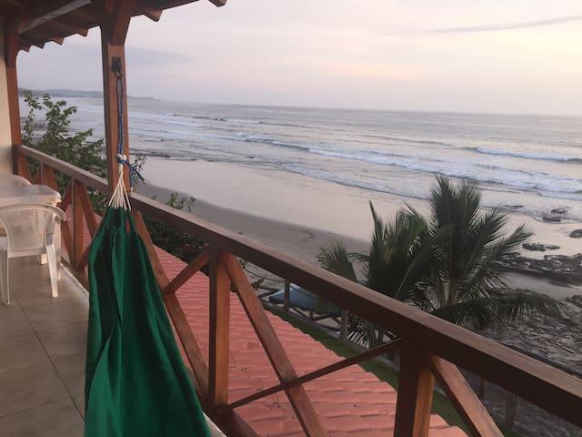 Relax total junto al mar!