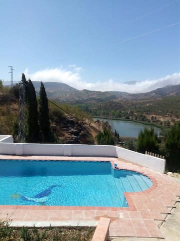 House - 30 km from the beach - Alhama de Granada - House