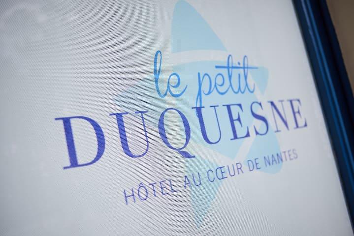 Chambre double au cœur de Nantes
