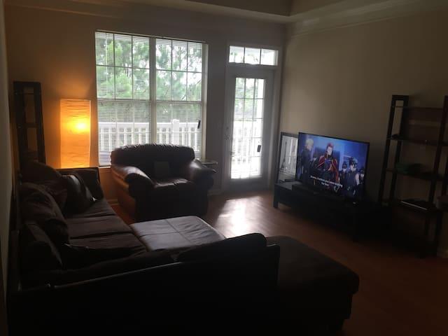 luxury one bedroom apt - Atlanta - Huoneisto