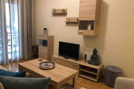 Cozy apartment near the port Piraeus 53 sq