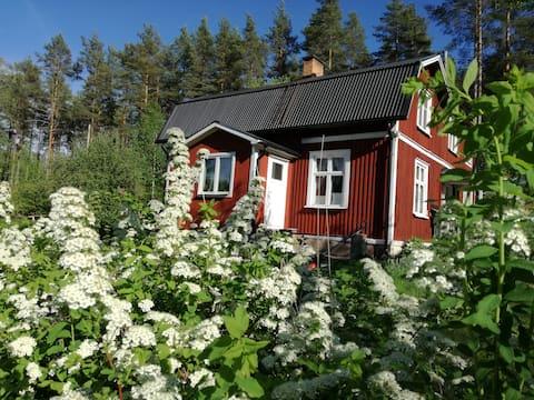 House in Glava Glasbruk by Stora Gla