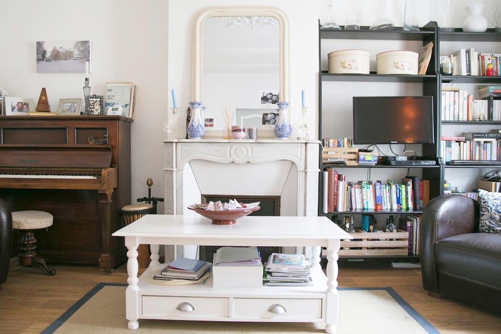 Salon - Sitting-room