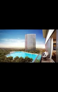 "Lux New Residence ""Lake View with Balcony"""