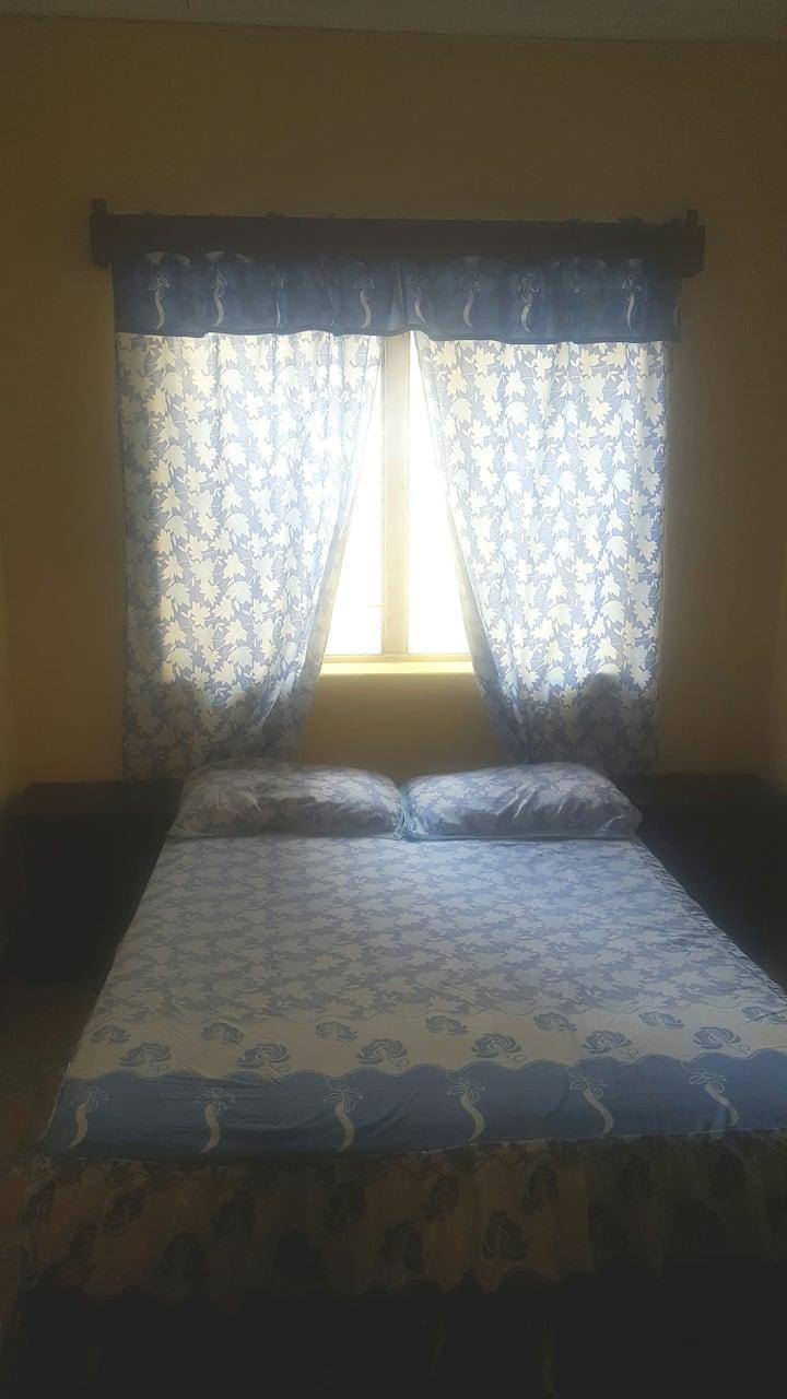 Habitacion minimalista en S.P.S