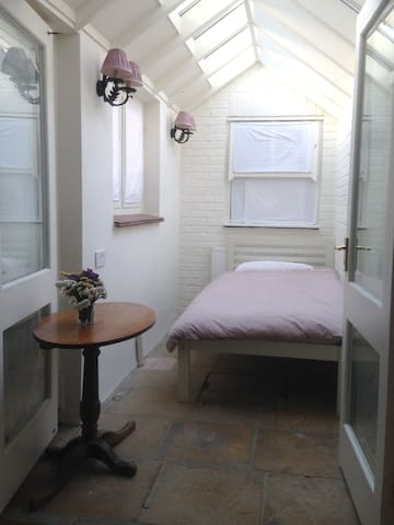 Bright, cosy single bedroom - Oxford - House