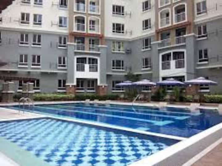 Studio Unit in Manila Rivercity Residences