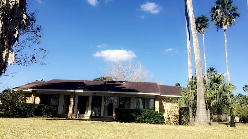 Brownsville Home located in a Country Club
