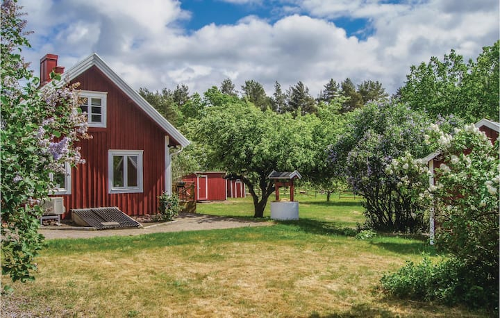 Amazing home in Läckeby with WiFi and 3 Bedrooms