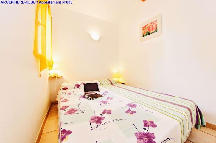ARGENTIERE-CLUB - Appartement N°03