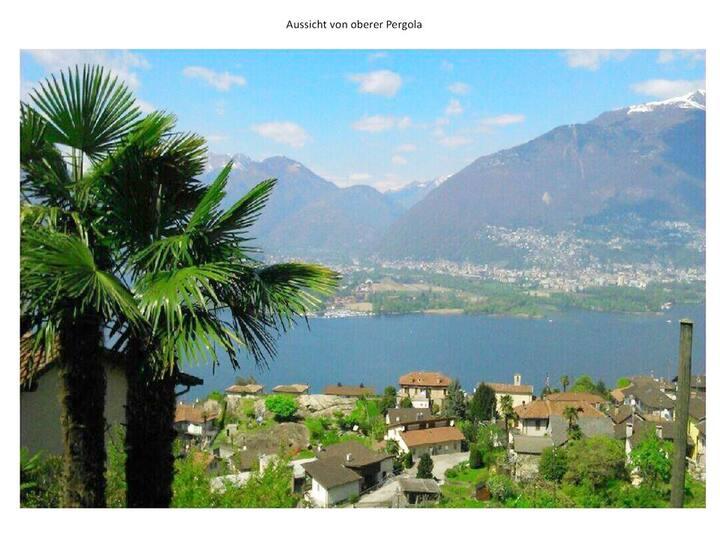 Lago Maggiore (Tessin / Südschweiz)