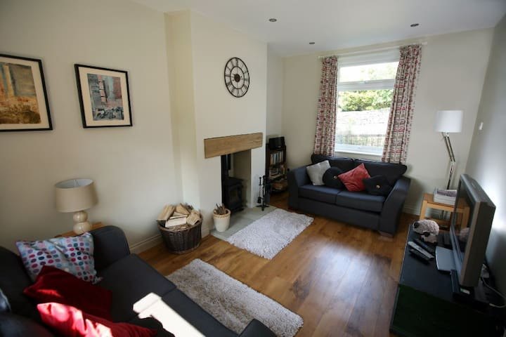 Rose Cottage -  luxury cottage with moorland views