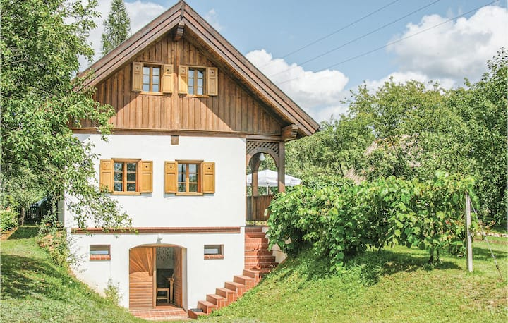 Beautiful home in Reinersdorf with 1 Bedrooms