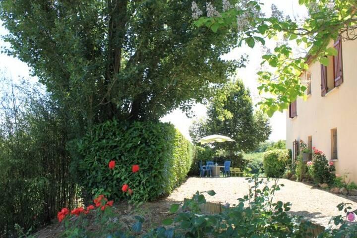 Chambre  d'hôtes en Périgord - Saint-Avit-Rivière - Bed & Breakfast
