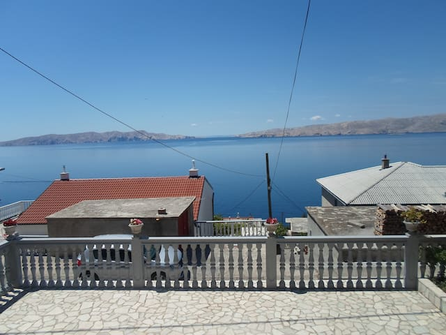 One peaceful place in Senj :-) - Senj - Wohnung