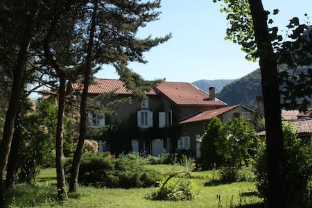 Ariege,maison ancienne de charme - House