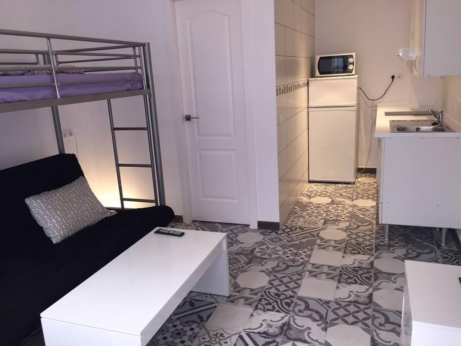 Nuevo estudio en la nogalera centro apartamentos en - Estudio en torremolinos ...