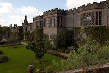Medieval Haddon Hall