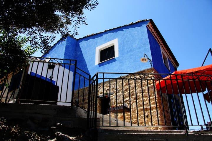 home 20 minute da cefalù  mare - Santo Stefano di Camastra - Huvila