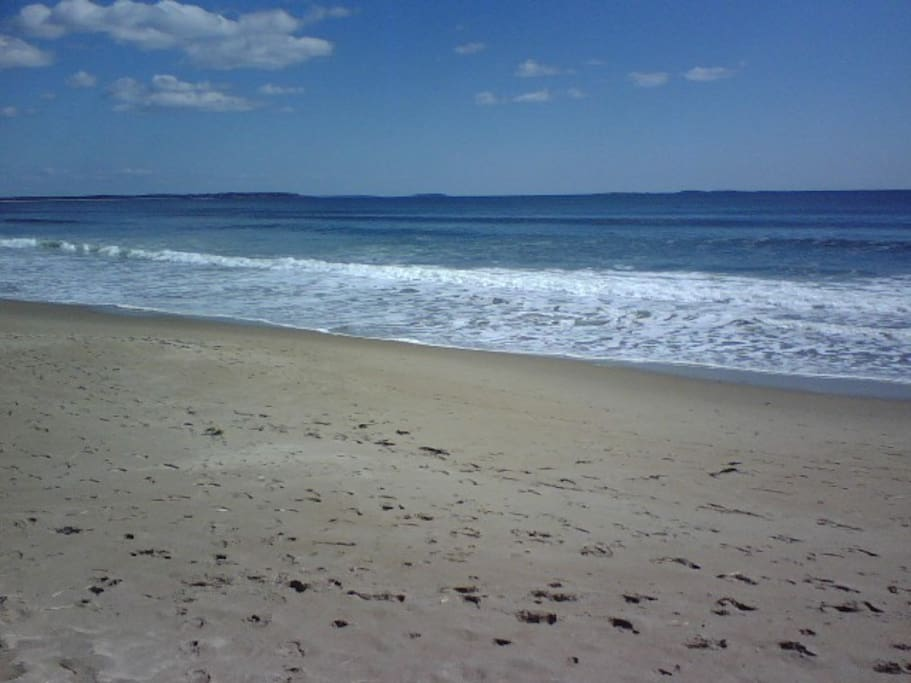Old Orchard Beach at your doorstep!