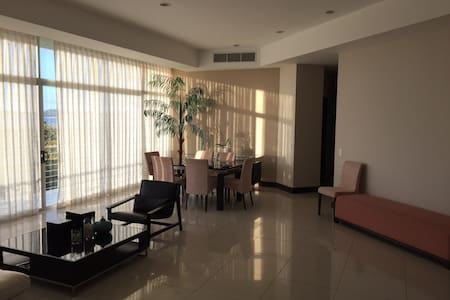 3 BDR 100 mts from the beach, great ocean view. - Tamarindo - Apartment