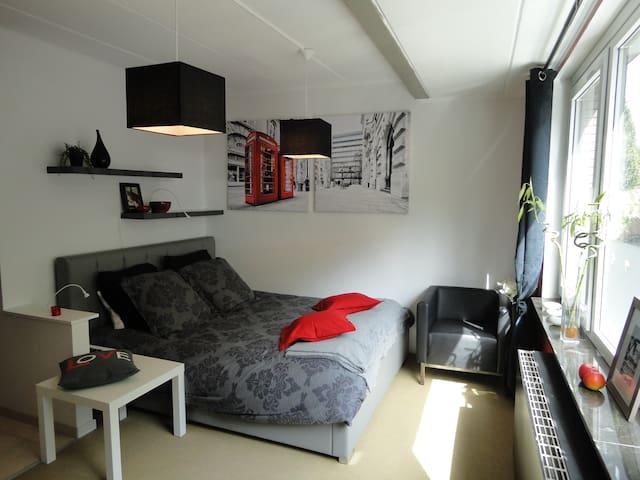 Le Rouge et le Noir - Namur - Apartment