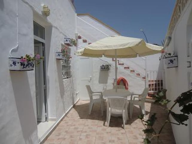 House: 2 terraces, barbecue, internet, 3 bedrooms, - Costa Calma - Ev