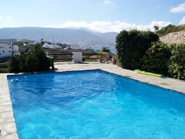 Pool cottage - Paros