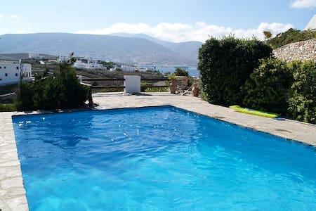 Pool cottage - Paros - Hus