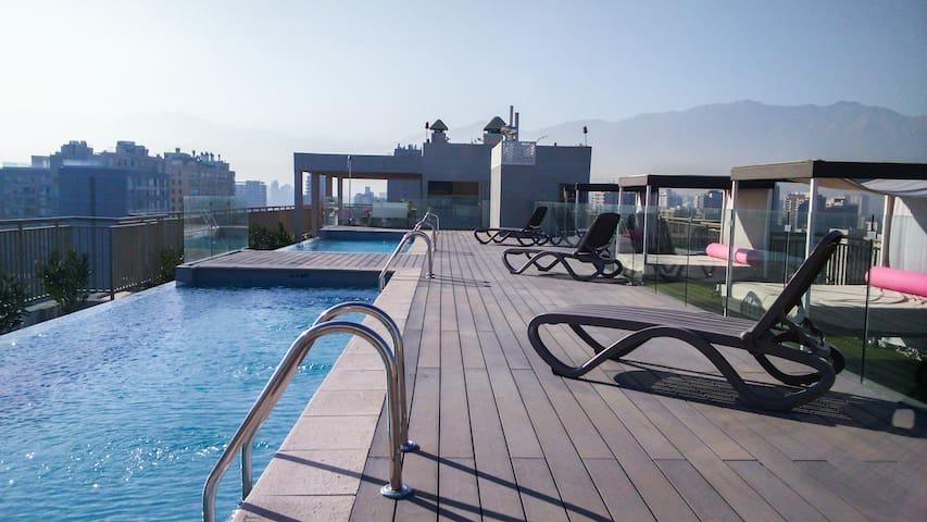 ARTURO PRAT 1 - Santiago - Apartament