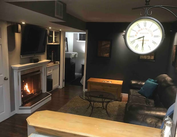 Spacious 1 bedroom suite
