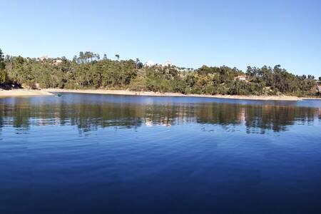 Lake House | Tágua - Serra