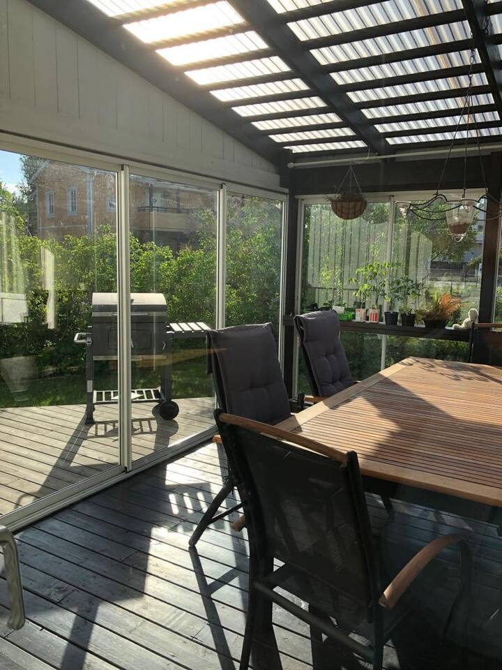 Charming house close to Arlanda and Stockholm City