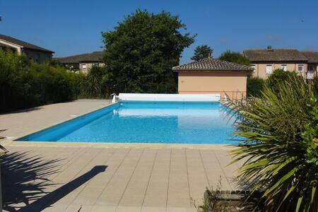 Appartement ensoleillé avec piscine - Olonne-sur-Mer