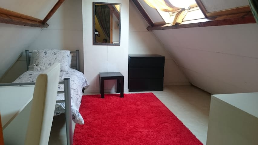 Cozy loft 15min walk to city centre - Utrecht - Loft