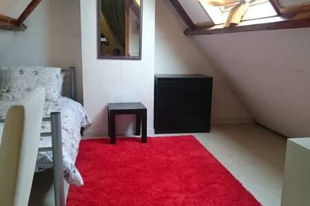 Cozy loft 15min walk to city centre - Utrecht