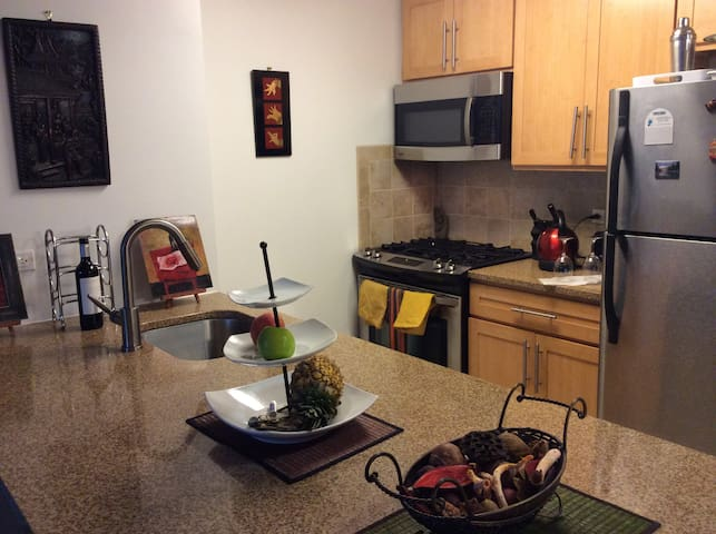 Doorman, Luxury, City Views 1 Bed - New York - Lägenhet