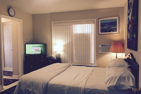 1W-Comfy Room in long stay LA/Month or More - San Gabriel - Haus