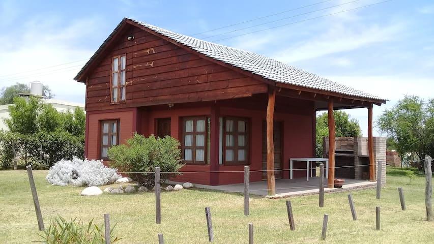 """Cabaña """"Koquun"""" en Luyaba, Traslasierras, Córdoba"""