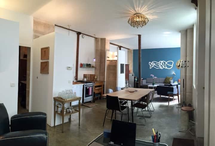 Appartement, Loft cosy, Quartier Bastille