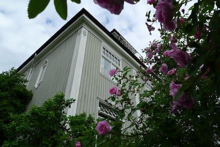 Brønnøya hovedgård - Nesøya - Bed & Breakfast