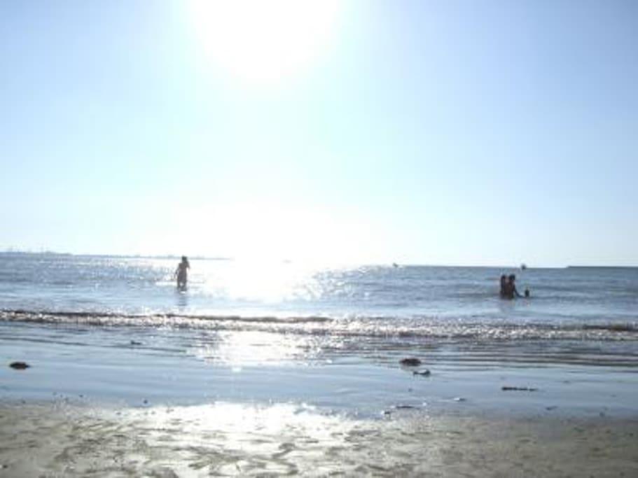 La Carihuela beach (10 minutos away)