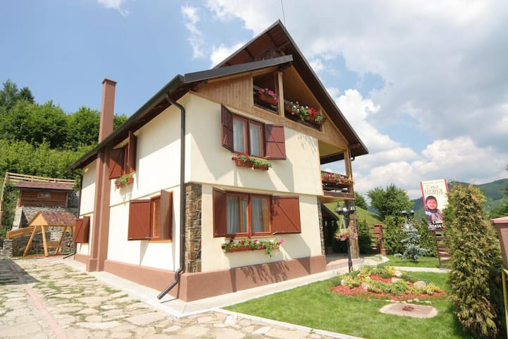Vila Casa Ioana in the heart of Bukovina