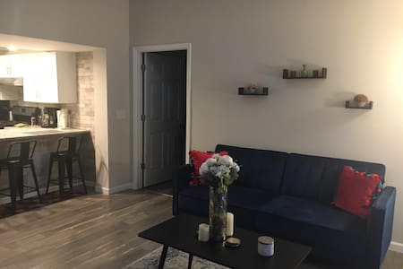 Newly renovationed, cozy in-law suite