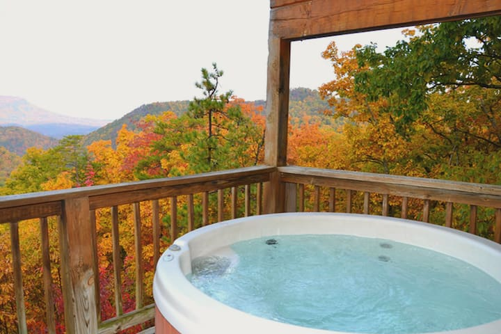 Honeymoon View #1  Mountain View - Sevierville