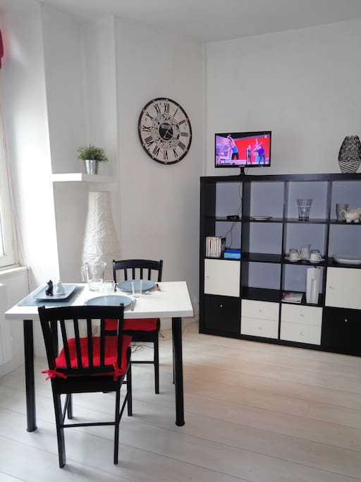 studio la rochelle vieux port appartements louer la rochelle poitou charentes france. Black Bedroom Furniture Sets. Home Design Ideas